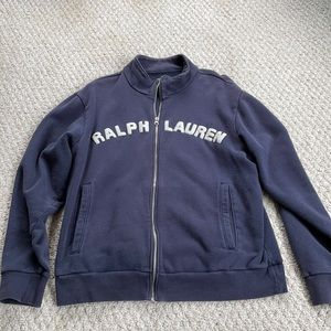 Ralph Lauren zip up Sweatshirt